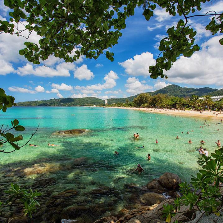 精选普吉岛7个海滩