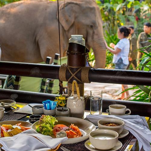 最贵的四季酒店泰国