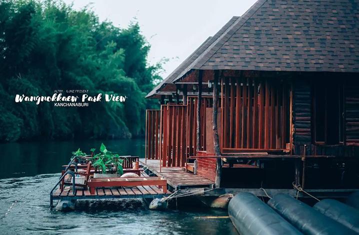 绝美泰国水上酒店