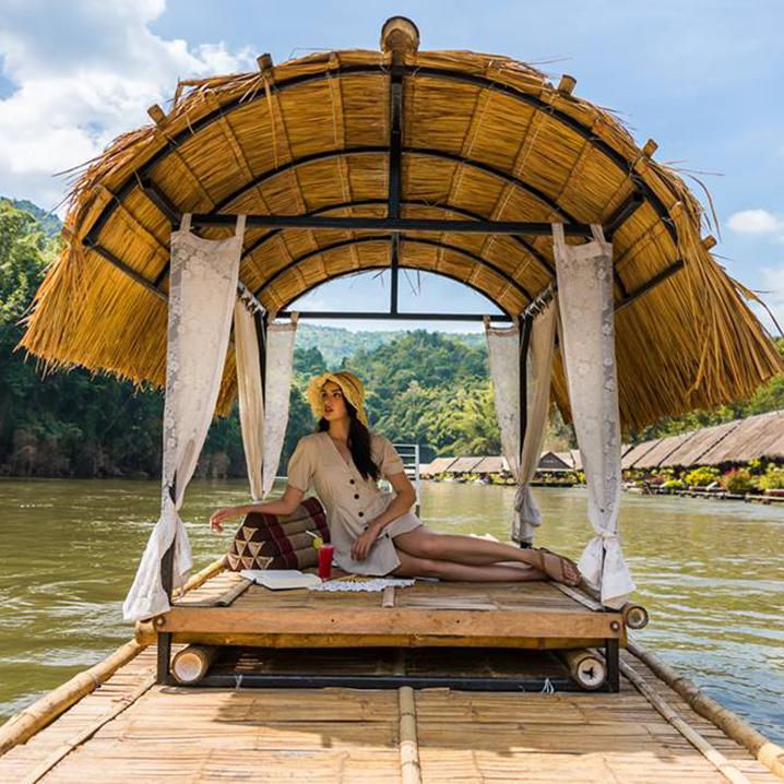 媲美马尔代夫的绝美泰国水上酒店,睡过的网友评分99.9