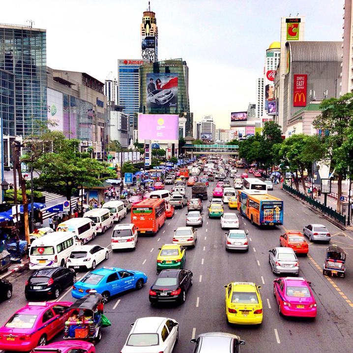 2019泰国公共交通大起底,省心省钱就靠它啦~