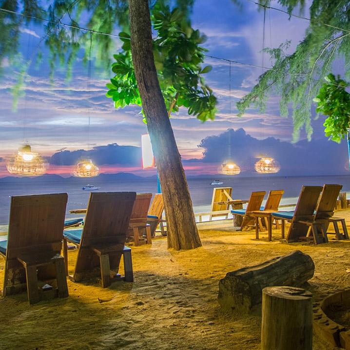 甲米酒店精选,穿越大半个泰国去睡你