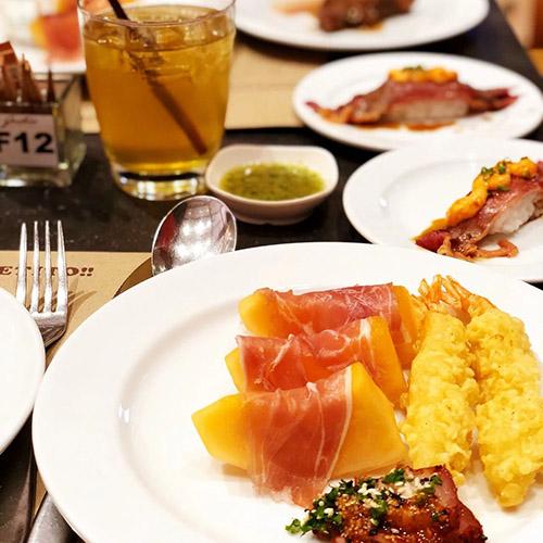 日式自助餐厅Gustoso,120块吃10斤三文鱼、20份牛排是不是亏了