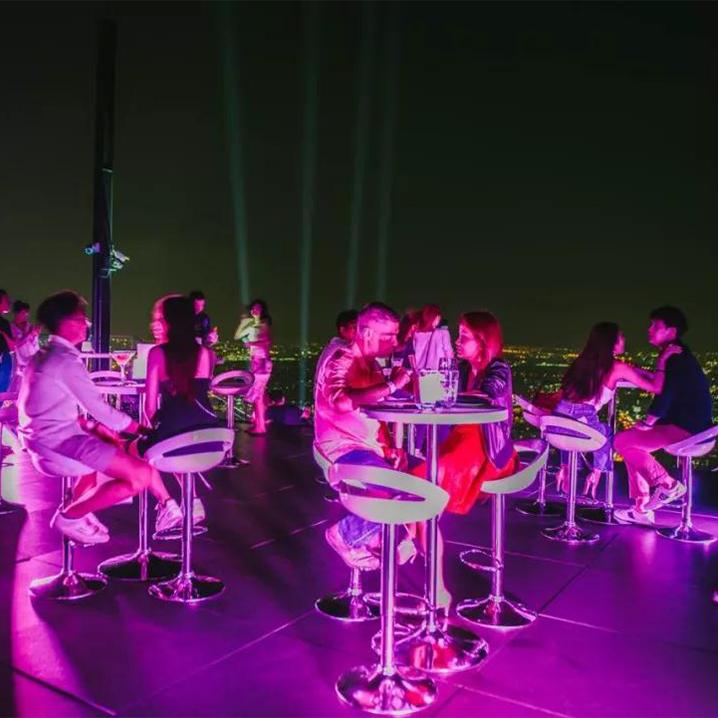 去哪浪?曼谷最高的屋顶酒吧等你来品鉴!