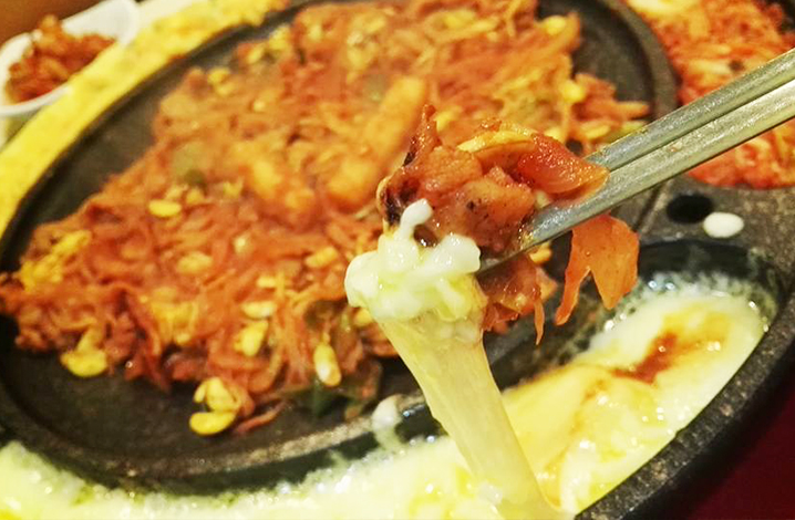 ร้านอาหารเกาหลี 3355 เหม่งจ๋าย