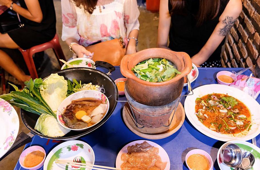 陶罐小火锅