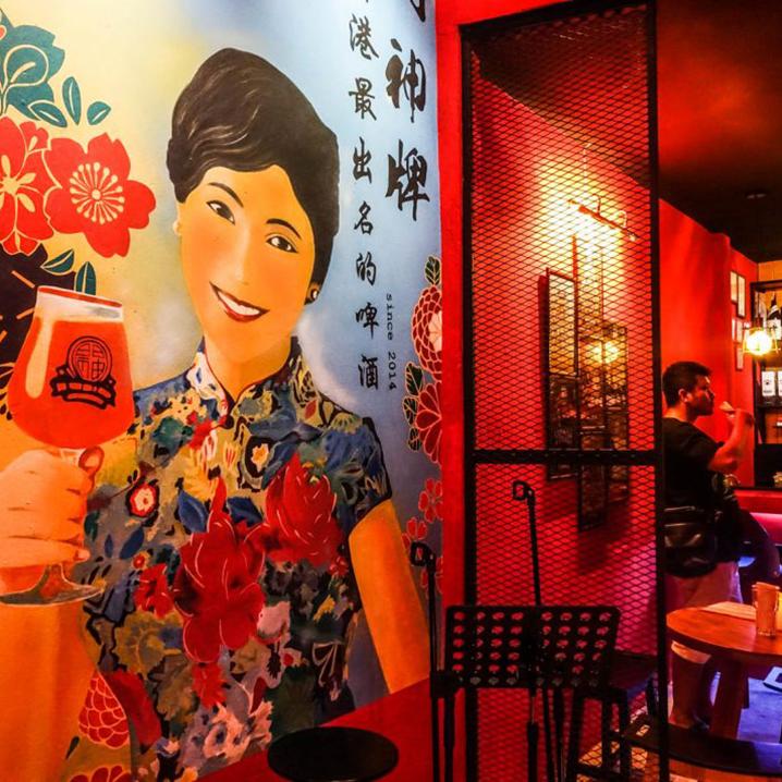 隐藏于曼谷唐人街的美食休闲吧——Rabbit Hill,吃喝两不误!
