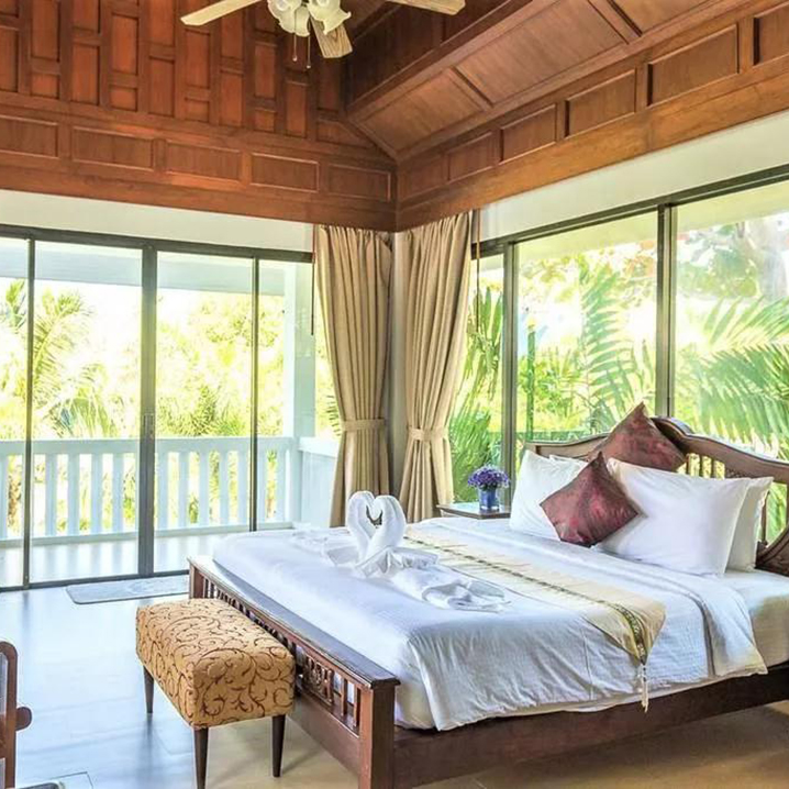 皇帝岛瑞阿布瑞度假酒店(Racha Island Resort)体验