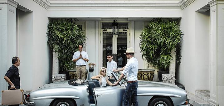 值得打卡的曼谷酒店、民宿、餐厅和文创集市