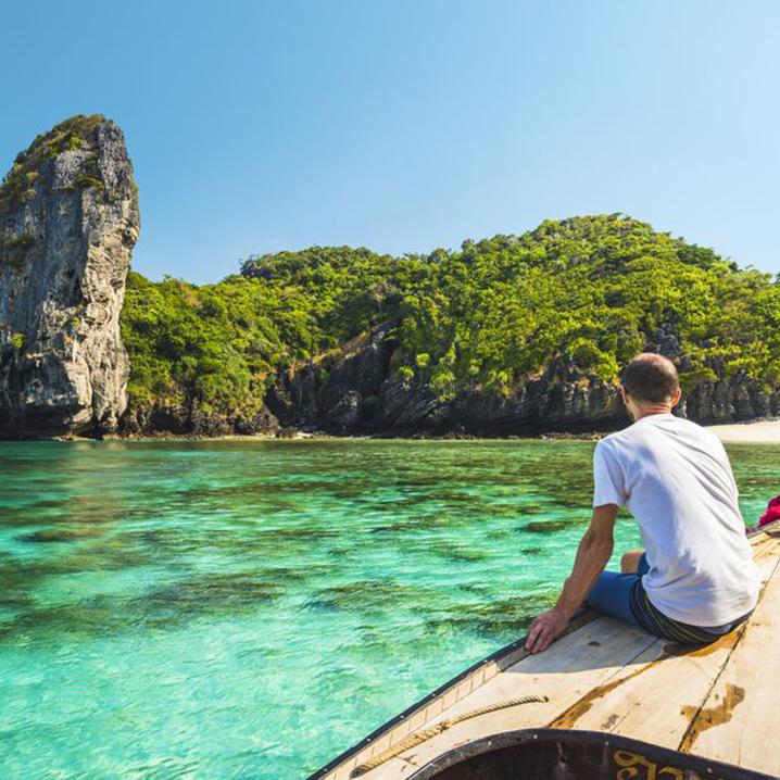 炎热夏日,如何在泰国安全乘船出游?