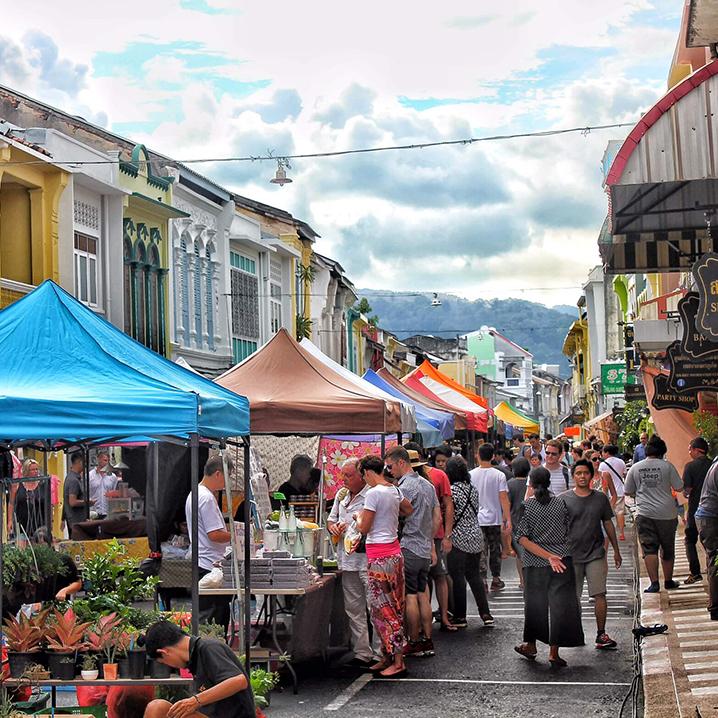 普吉岛购物攻略|普吉岛最值得一逛的六家大型商场