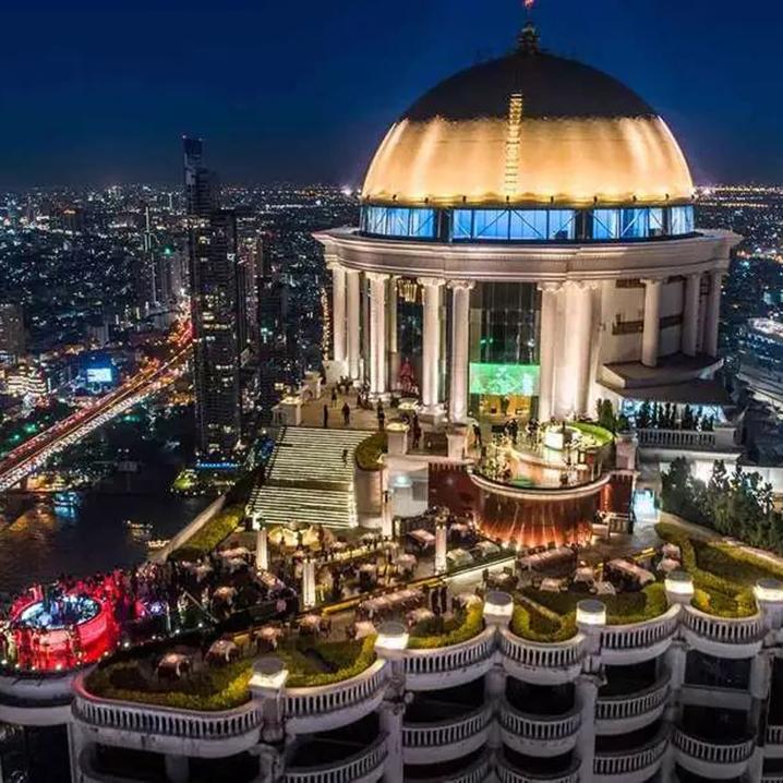 曼谷石龙军路,以米其林美食而闻名的这条街你不该错过