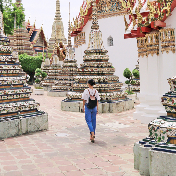 曼谷十二时辰之我在曼谷的一天