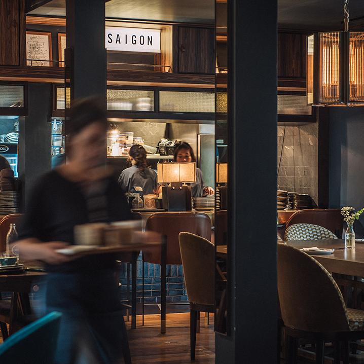 曼谷地中海餐厅Quince (Siri House),让你感受浪漫与温情