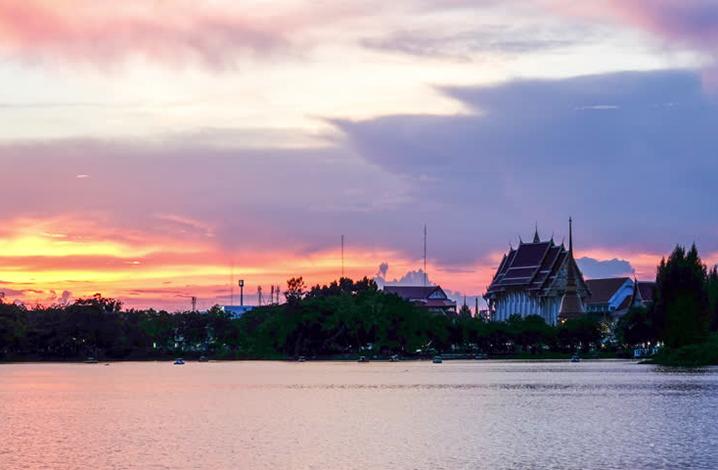 为什么长居泰国的人都选择了孔敬