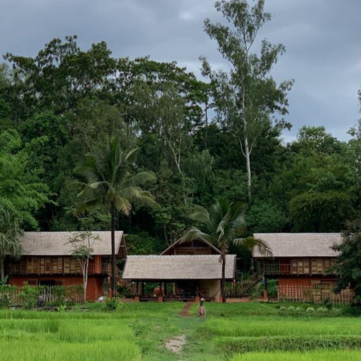 清莱Ahsa Farmstay农场,去这里就是《向往的生活》