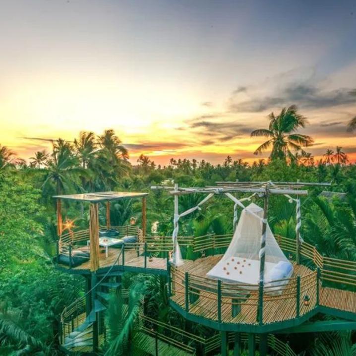 泰国绿色环保酒店,生态旅行的首选