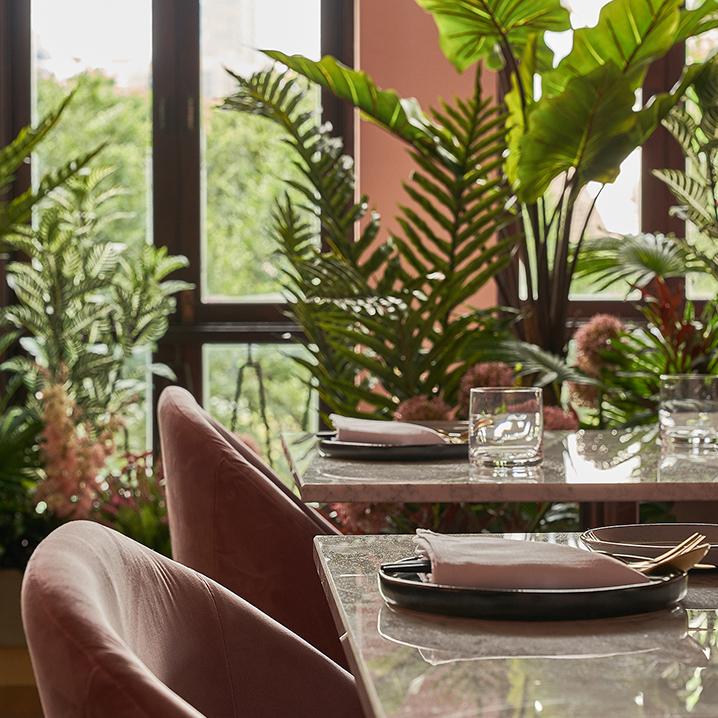 曼谷欧洲风味餐厅Mia Restaurant,在雅致的环境中感受异国情调