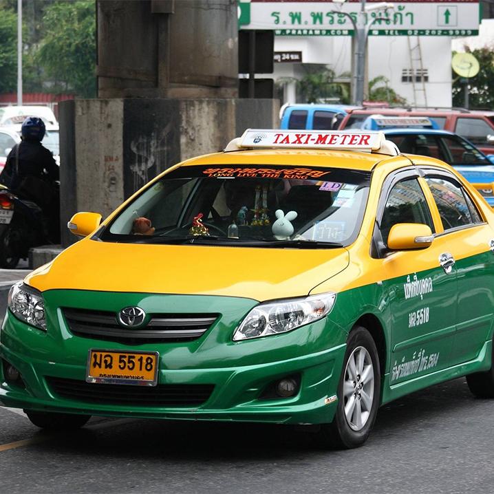 泰国出租车黑出天际竟还官方涨价!幸好知道这些打车软件