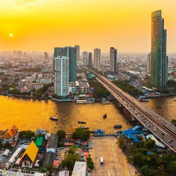 泰国旅游行前必看!为你打通泰国游的任督二脉! 