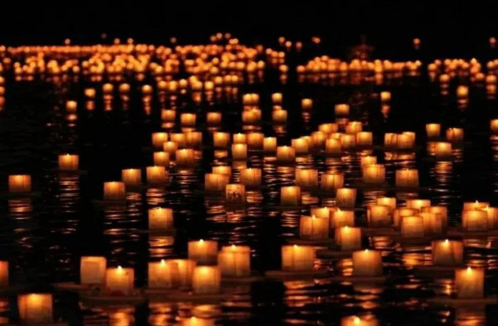 2019泰国水灯节