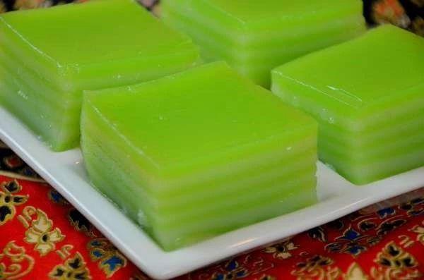 泰国点心扫雷榜,原来泰式甜点是如此齁鼻的味道