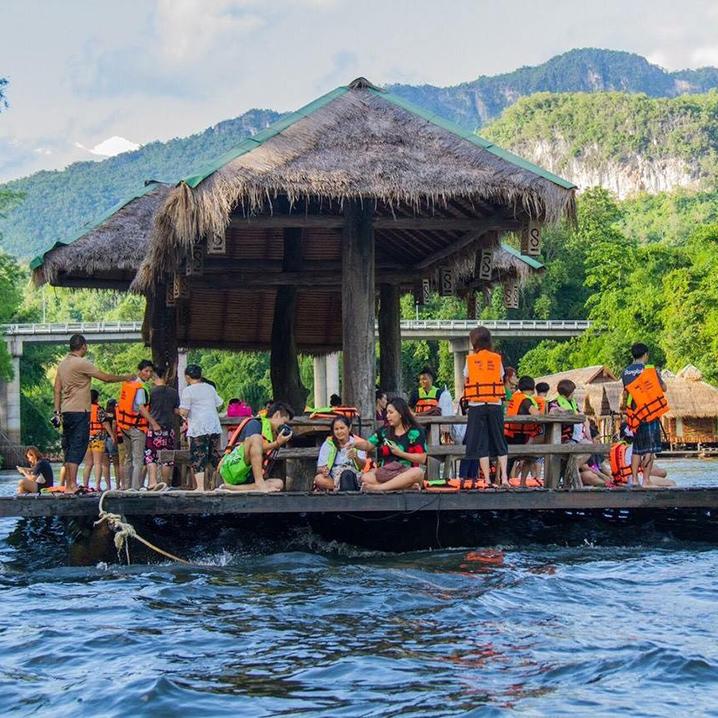 北碧府旅游,泰国的浪漫你值得拥有