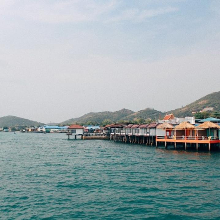 热带海岛一日游,记录在渔村小镇逛吃逛吃的时光