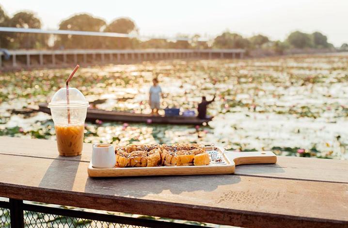 泰国再一次惊艳了我的眼睛,这几片花海景点简直美到窒息