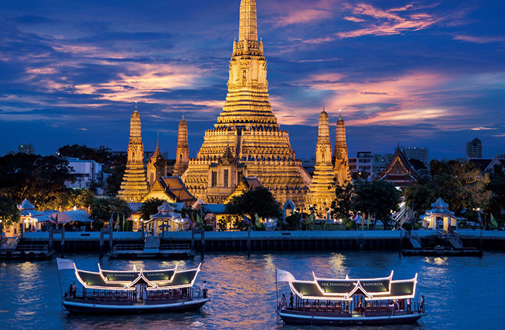 《妻子的浪漫旅行》到泰國曼谷啦,同款旅游線路get起來!
