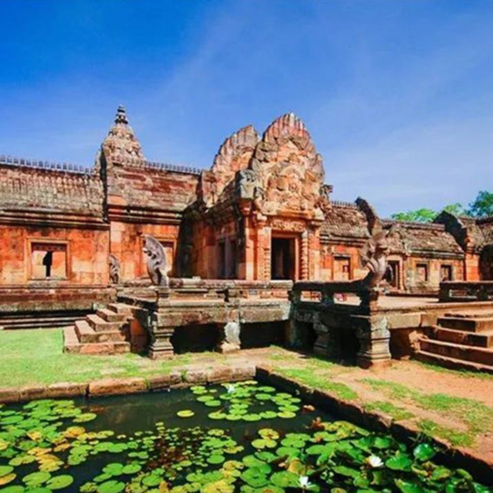 佛国 | 清迈周边绝不能错过的三大高棉古寺