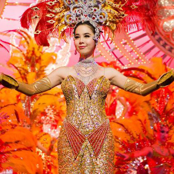 芭提雅4大人妖秀大盤點,簡直就是泰國版的維密!