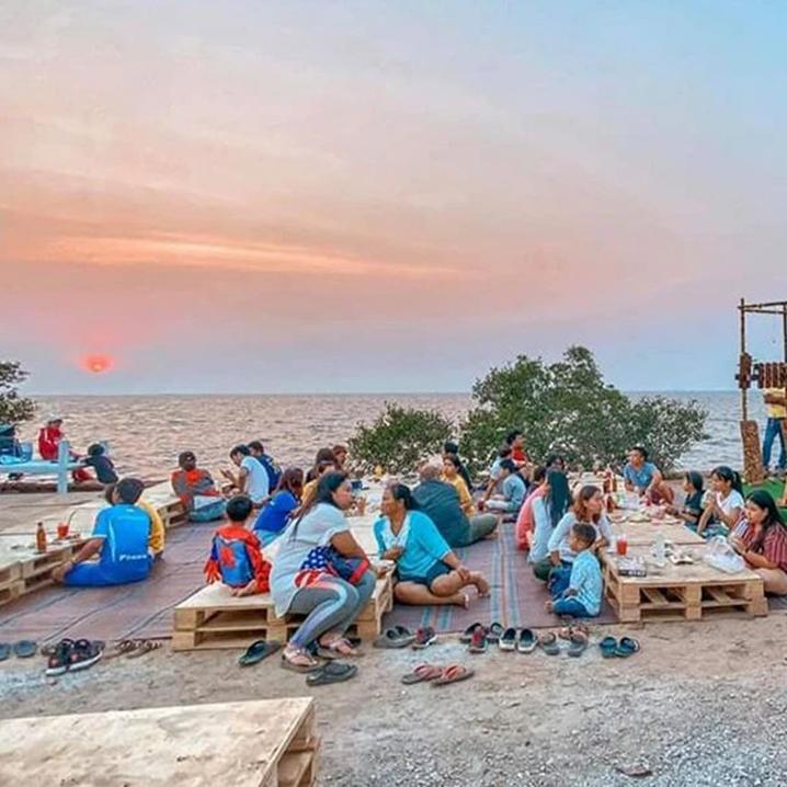 泰国芭堤雅四大海滨市场,给你最纯粹的快乐
