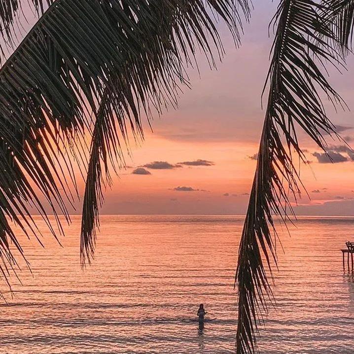 日落时分,我们在这些唯美的泰国海滩相会