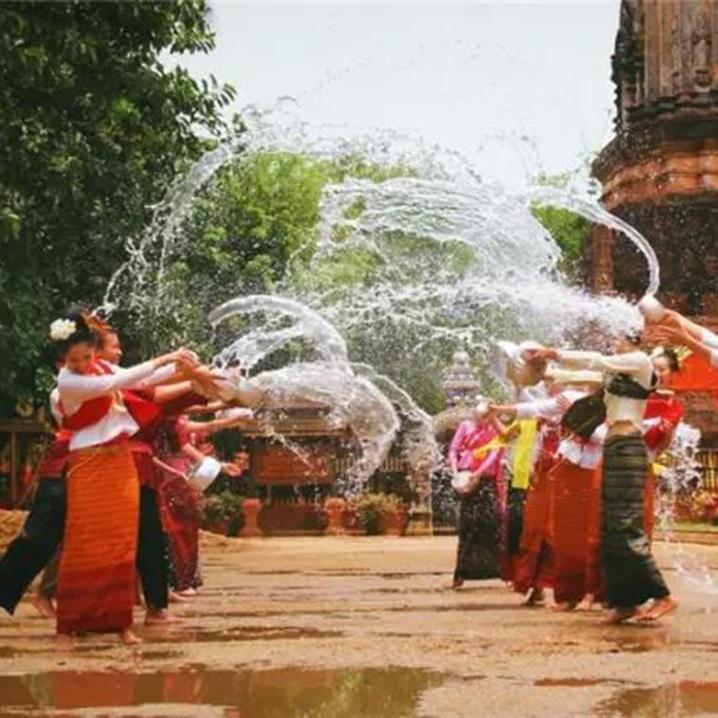 泰国北碧 | 小众秘境桑卡拉武里,不一样的宋干节