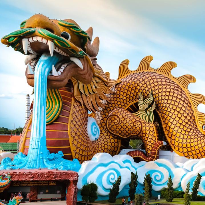细数泰国必去博物馆,原来博物馆也能这么洋气!这么好玩