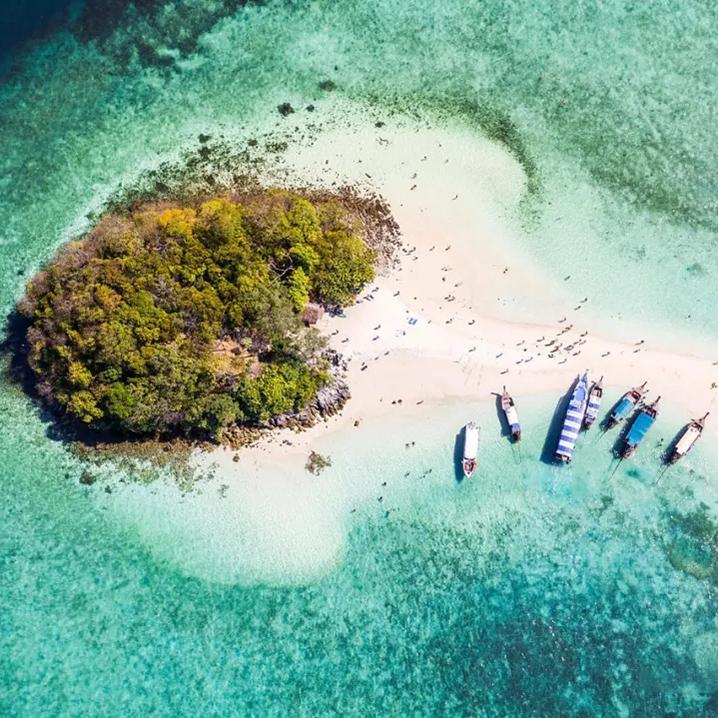 甲米一日游的三种打开方式,把它加入未来旅行清单