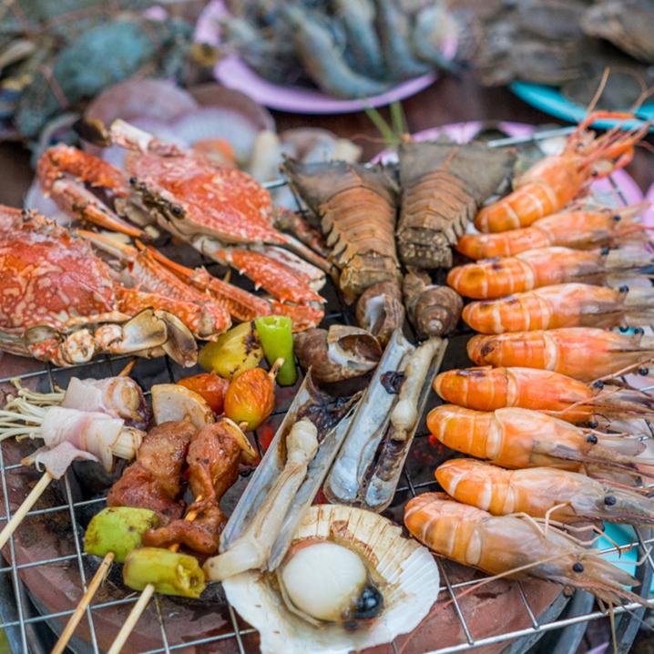 泰国当地人去哪都会打卡的美食,吃一口激动到流泪