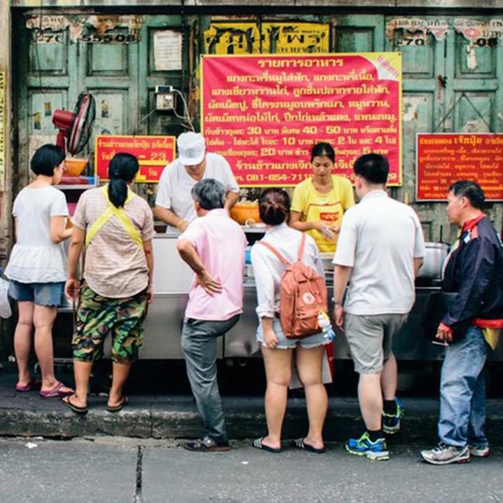 吃掉曼谷!6家最强路边小店,让人上头的美味